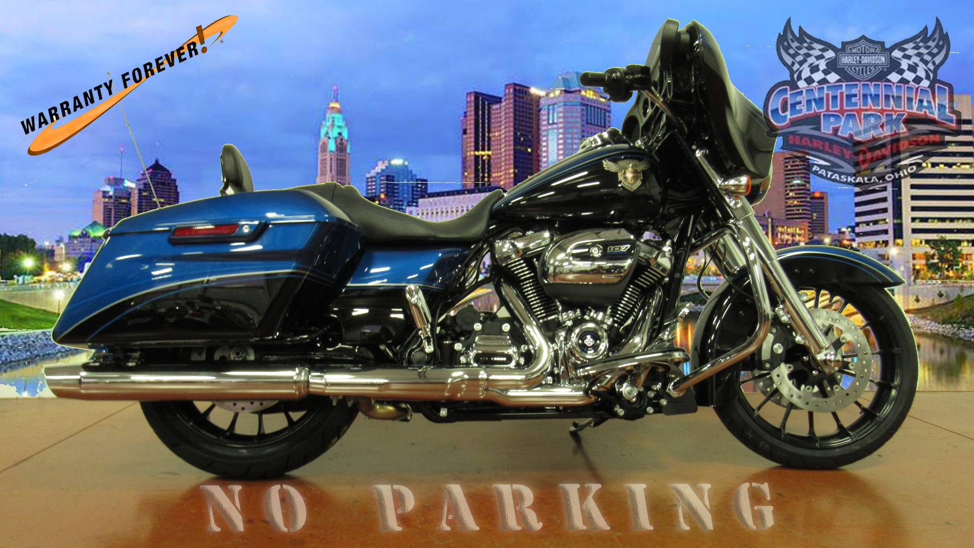 2018 Harley-Davidson 115th Anniversary Street Glide® in Sunbury, Ohio