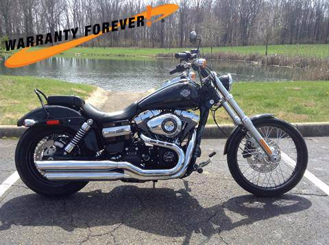 2015 Harley-Davidson Wide Glide® in Sunbury, Ohio