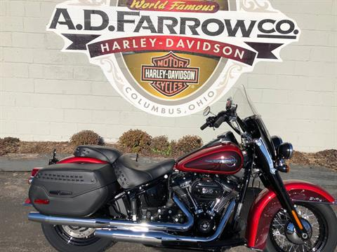 2019 Harley-Davidson FLHCS in Sunbury, Ohio