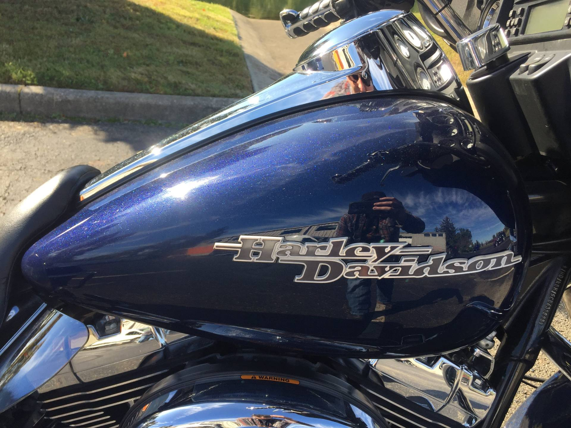 2012 Harley-Davidson Street Glide® in Sunbury, Ohio - Photo 5