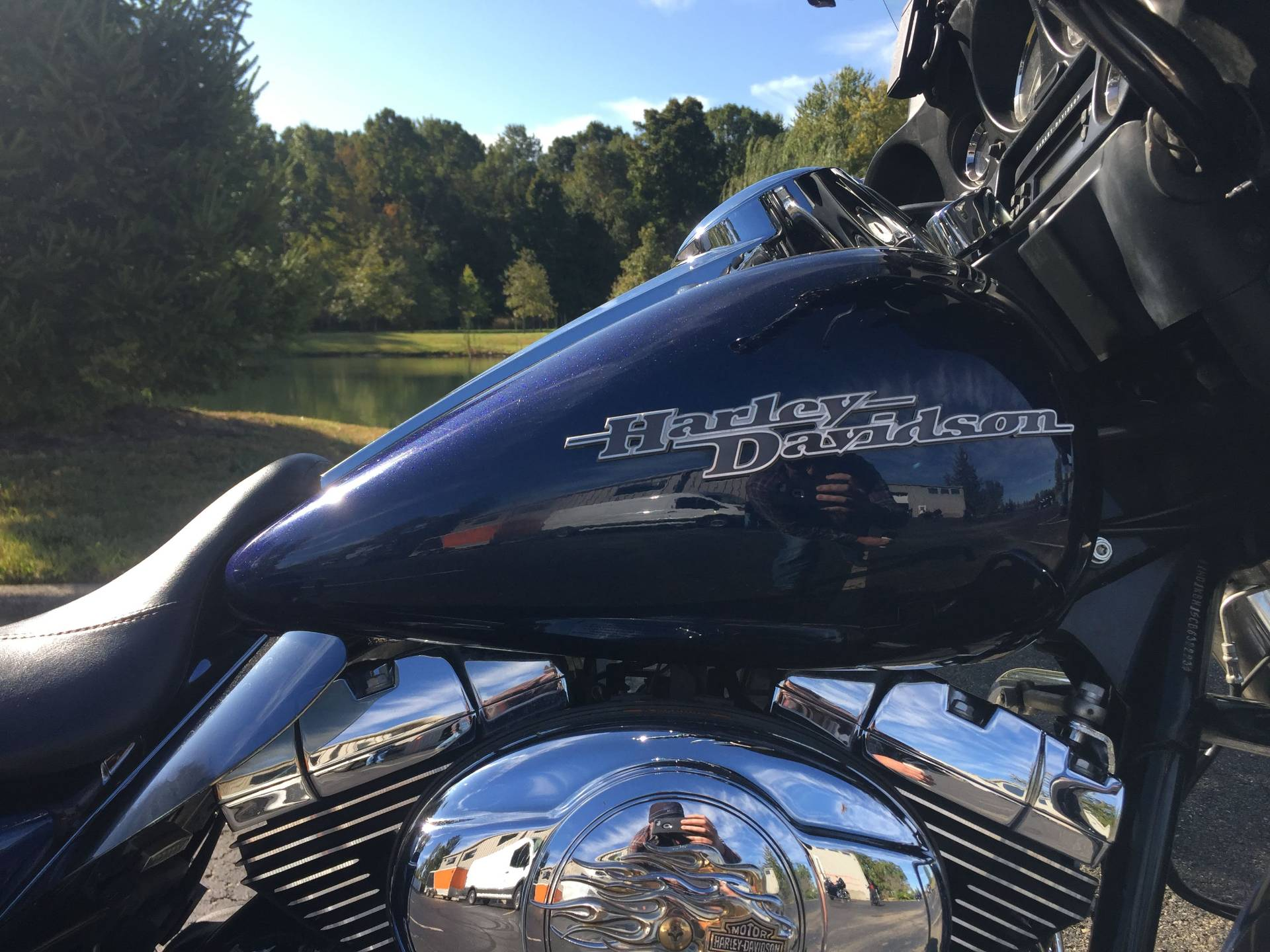 2012 Harley-Davidson Street Glide® in Sunbury, Ohio - Photo 6