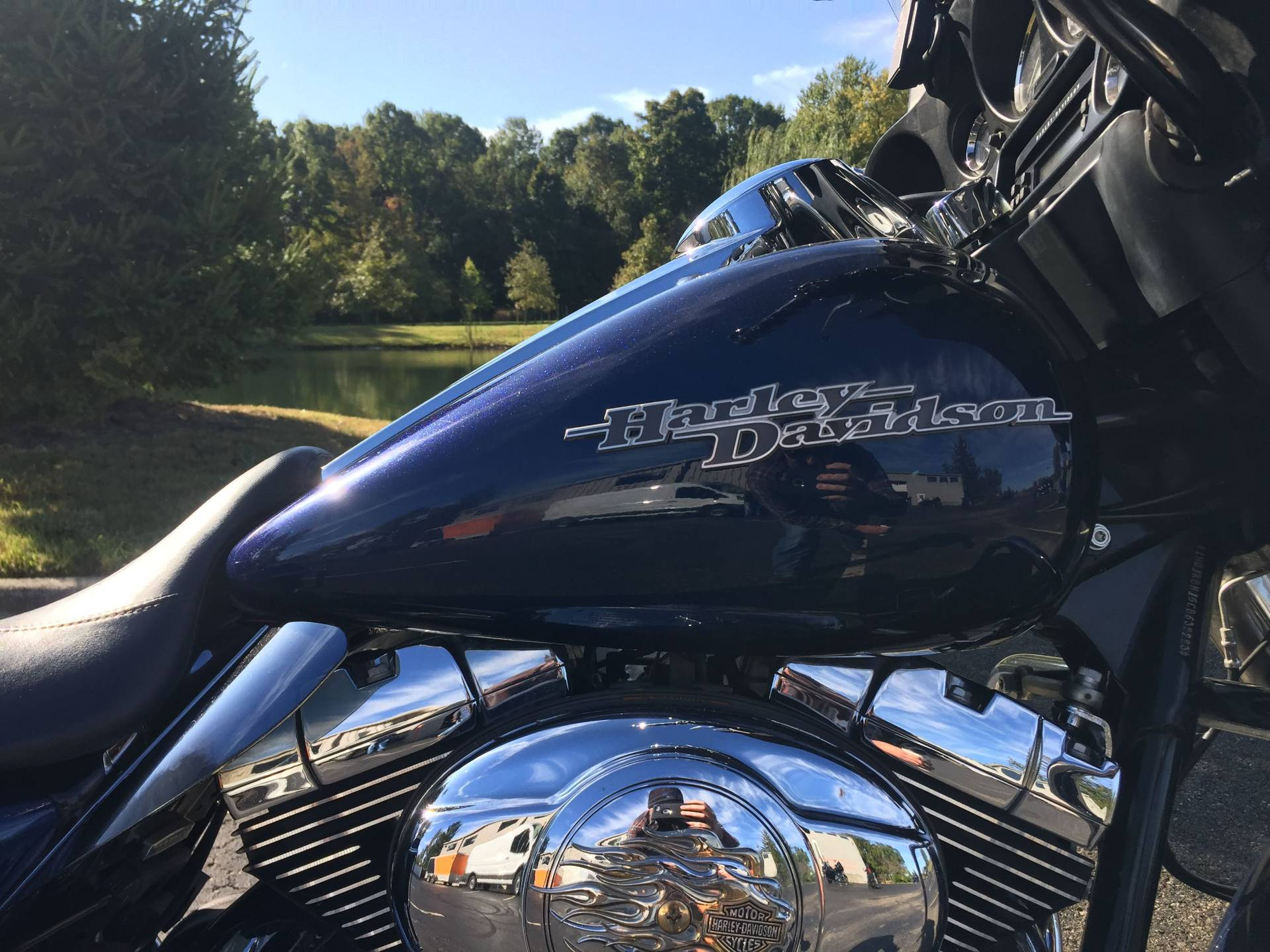 2012 Harley-Davidson Street Glide® in Sunbury, Ohio - Photo 7