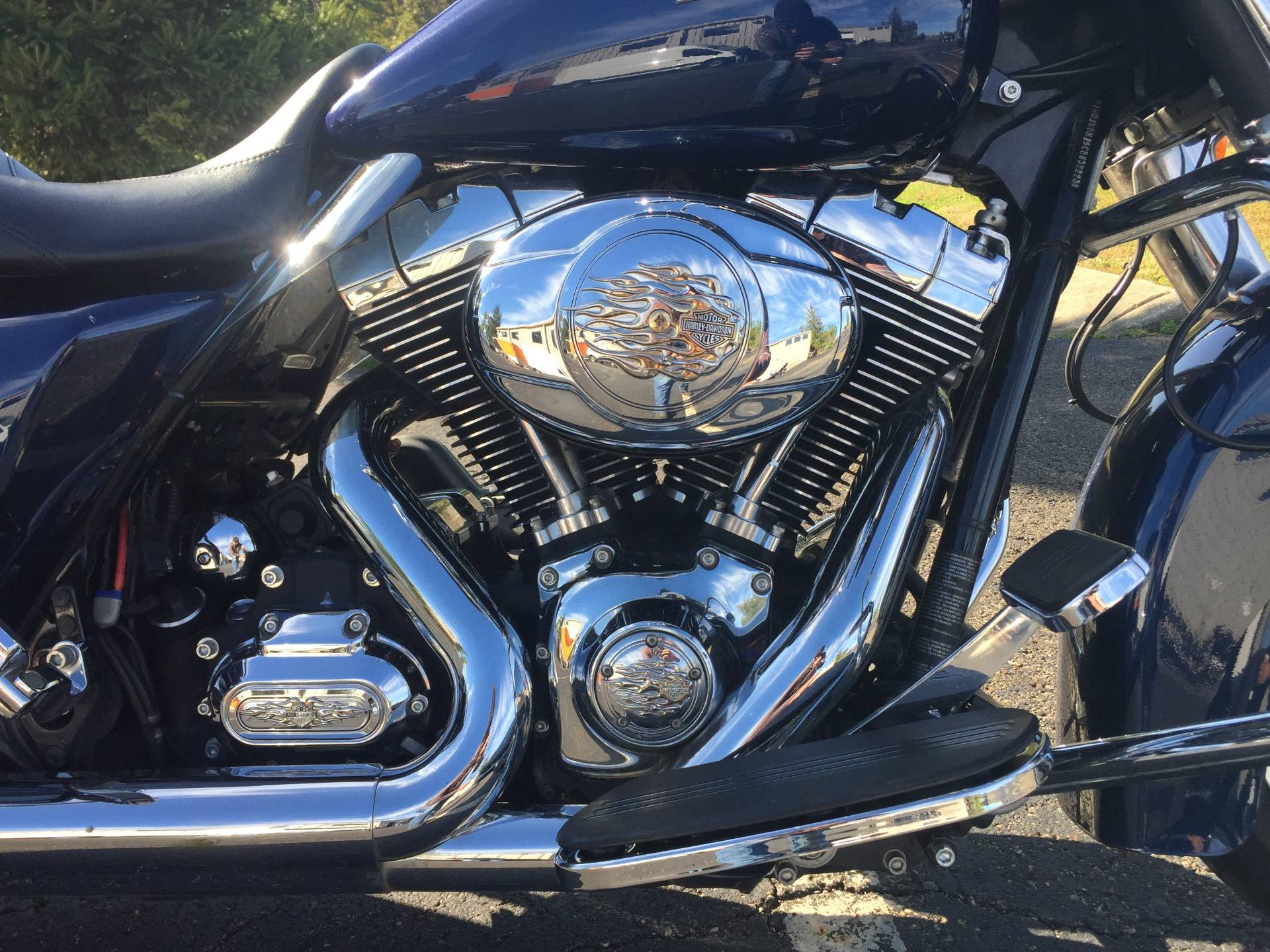 2012 Harley-Davidson Street Glide® in Sunbury, Ohio - Photo 8