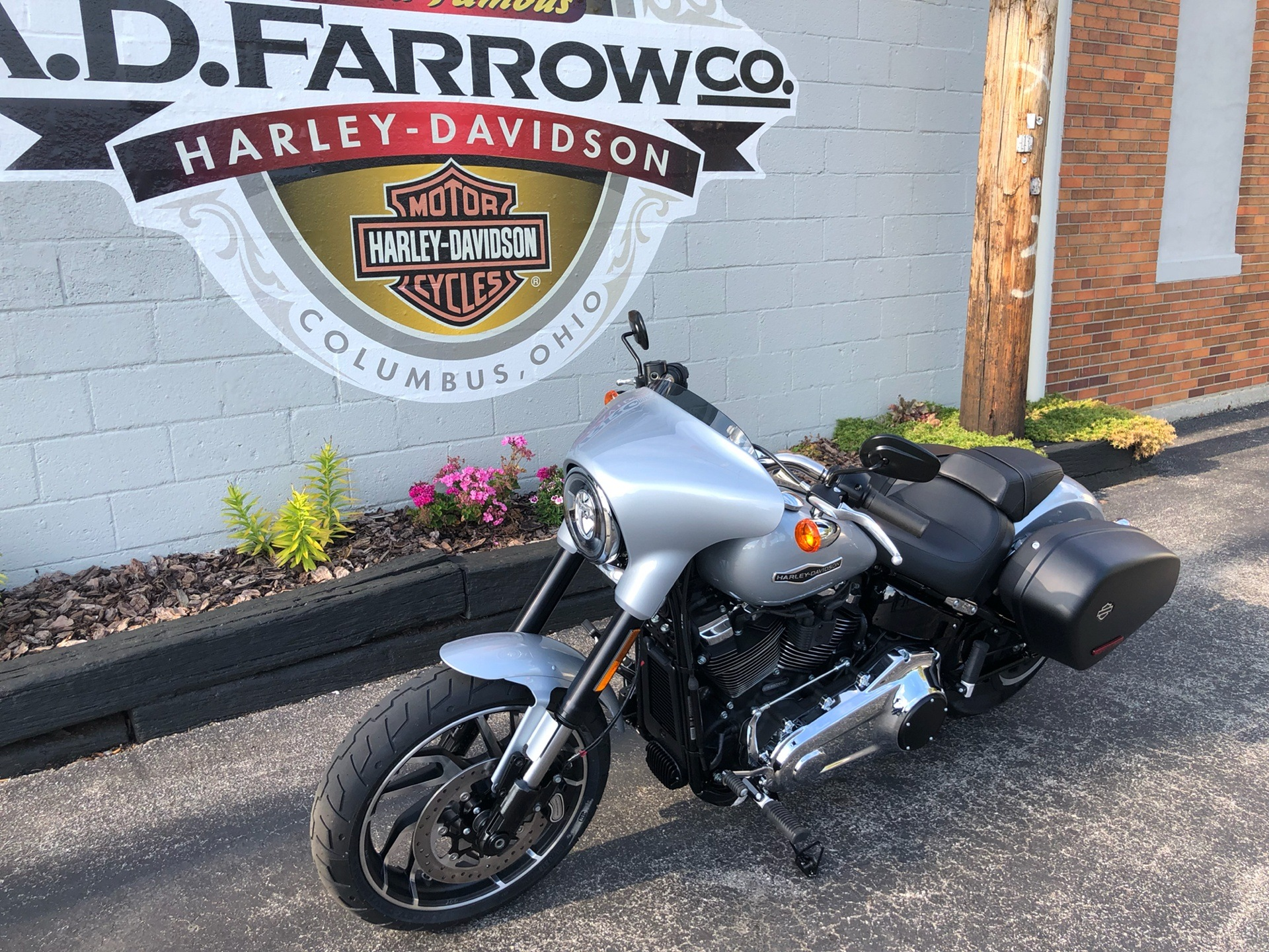 2019 Harley-Davidson FLSB in Sunbury, Ohio - Photo 5
