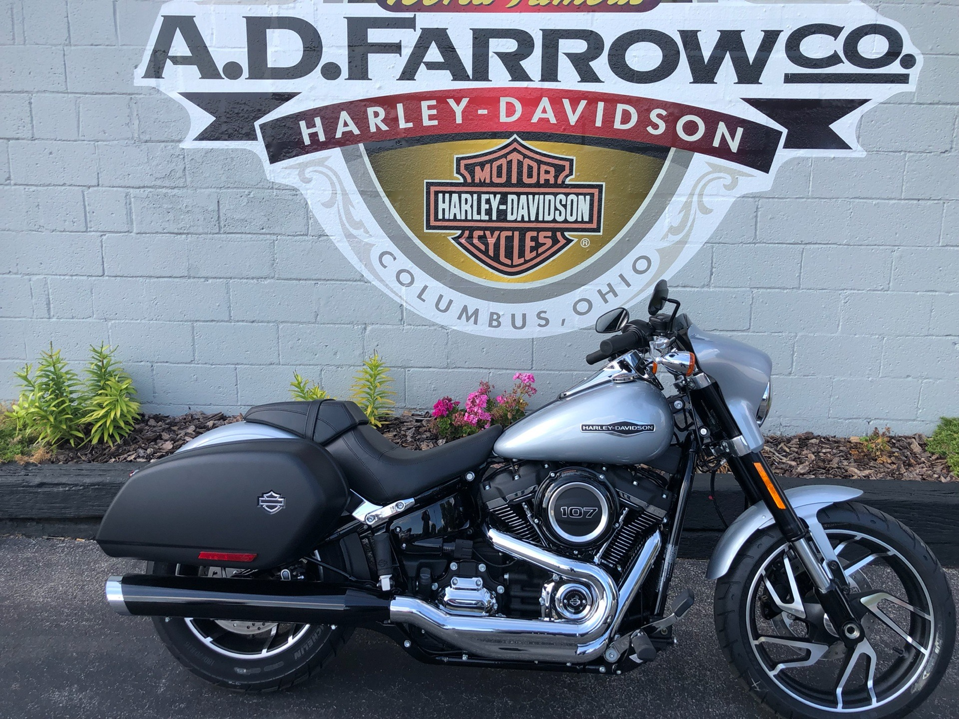 2019 Harley-Davidson FLSB in Sunbury, Ohio - Photo 1