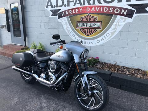 2019 Harley-Davidson FLSB in Sunbury, Ohio - Photo 4