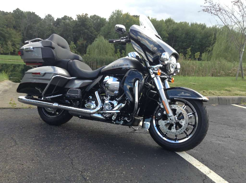 2016 Harley-Davidson Ultra Limited in Sunbury, Ohio