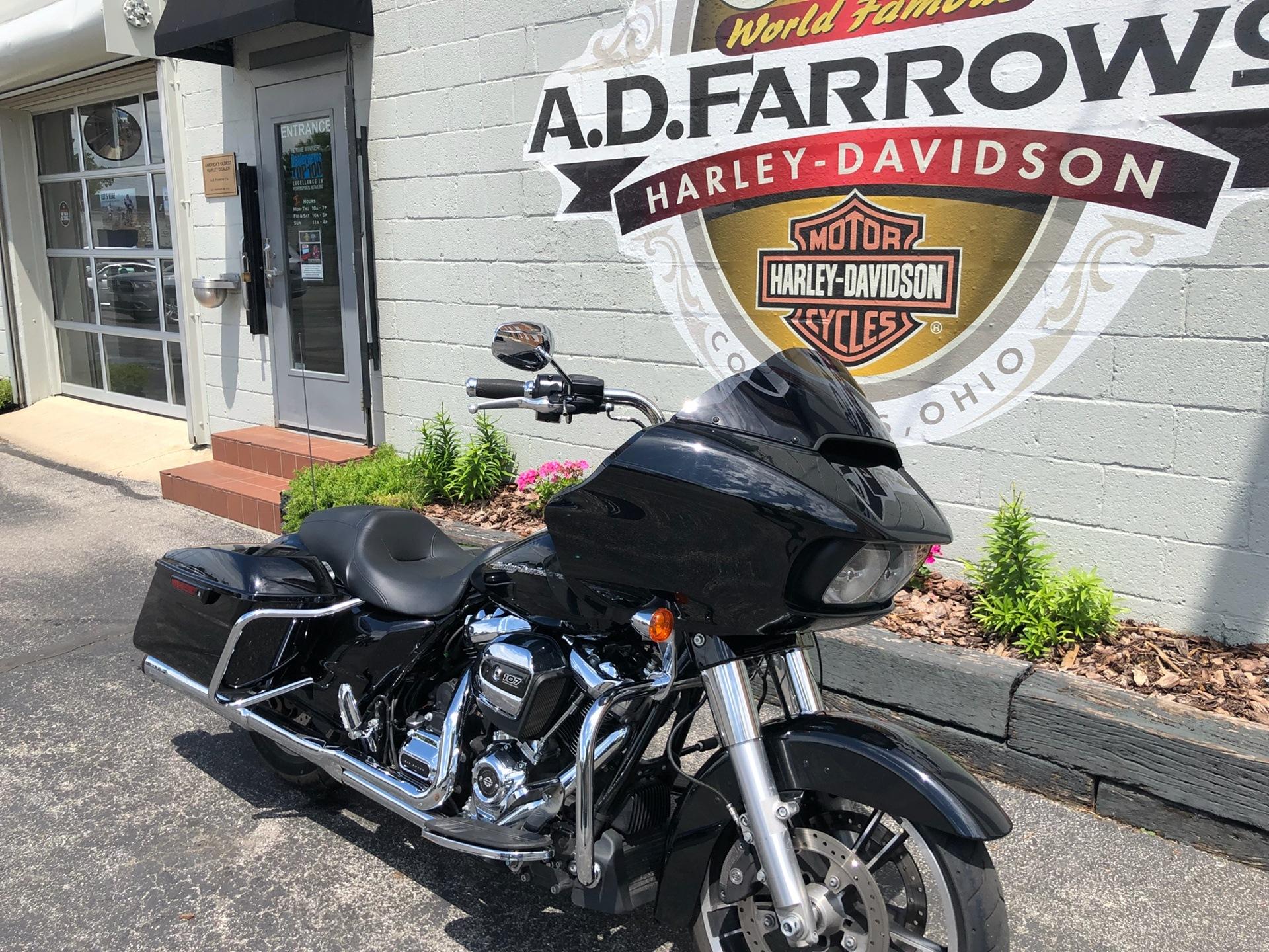 2017 Harley-Davidson Road Glide® Special in Sunbury, Ohio