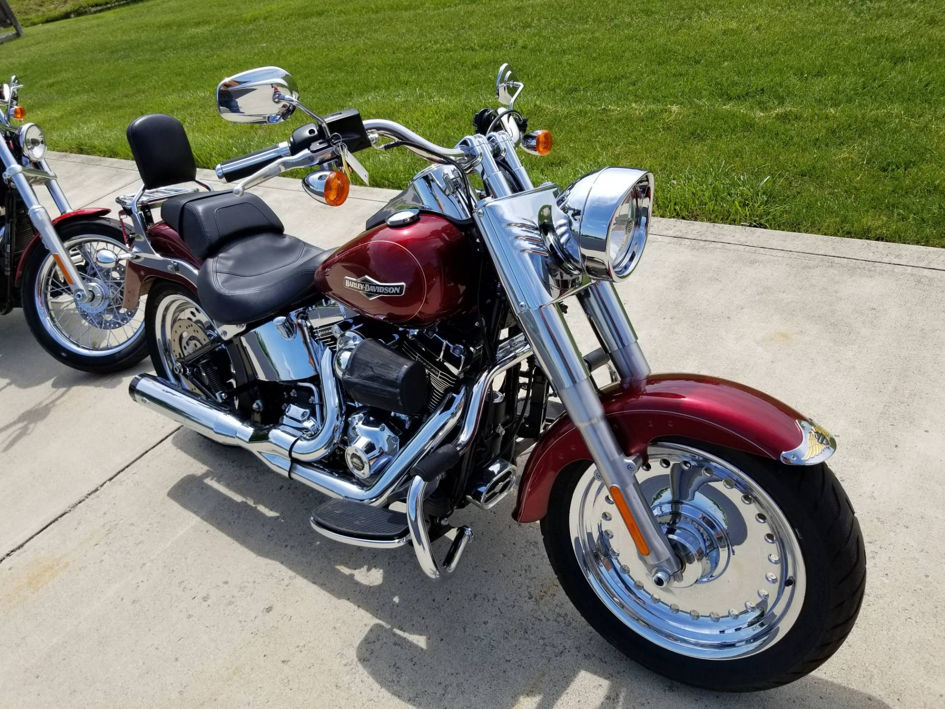 2016 Harley-Davidson Fat Boy® in Sunbury, Ohio