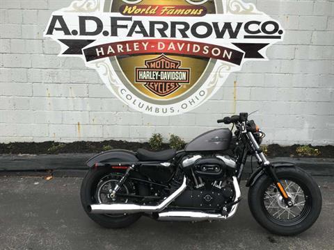 2015 Harley-Davidson Forty-Eight® in Sunbury, Ohio