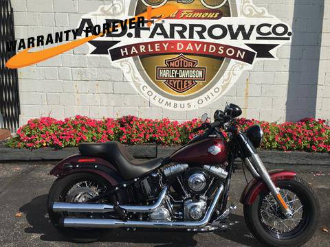 2014 Harley-Davidson Softail Slim® in Sunbury, Ohio