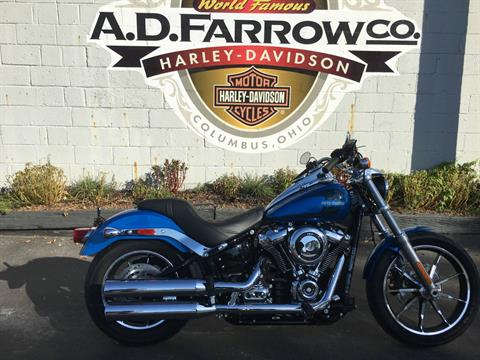 2018 Harley-Davidson Low Rider® 107 in Sunbury, Ohio