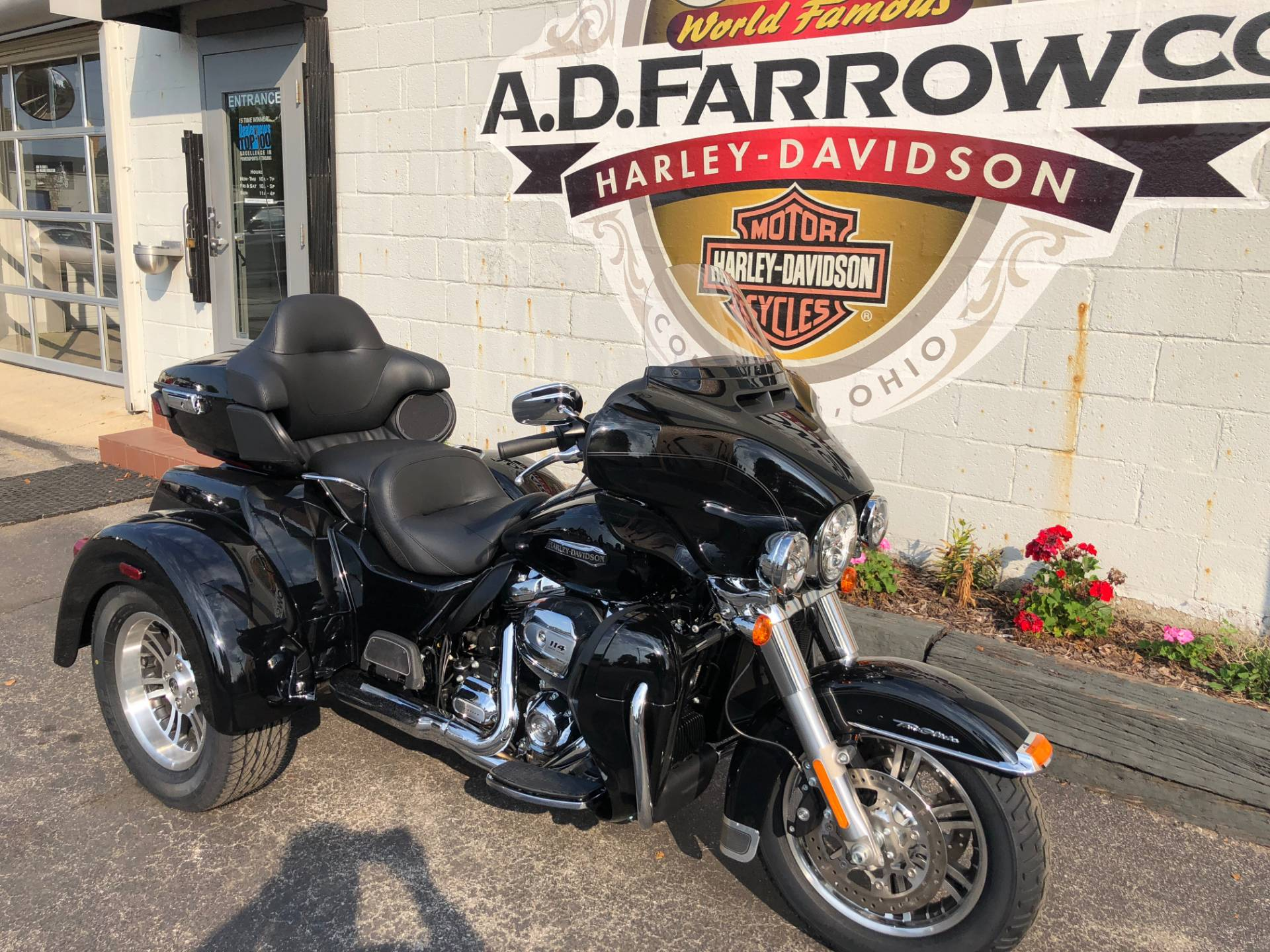 2019 Harley-Davidson Tri Glide® Ultra in Sunbury, Ohio