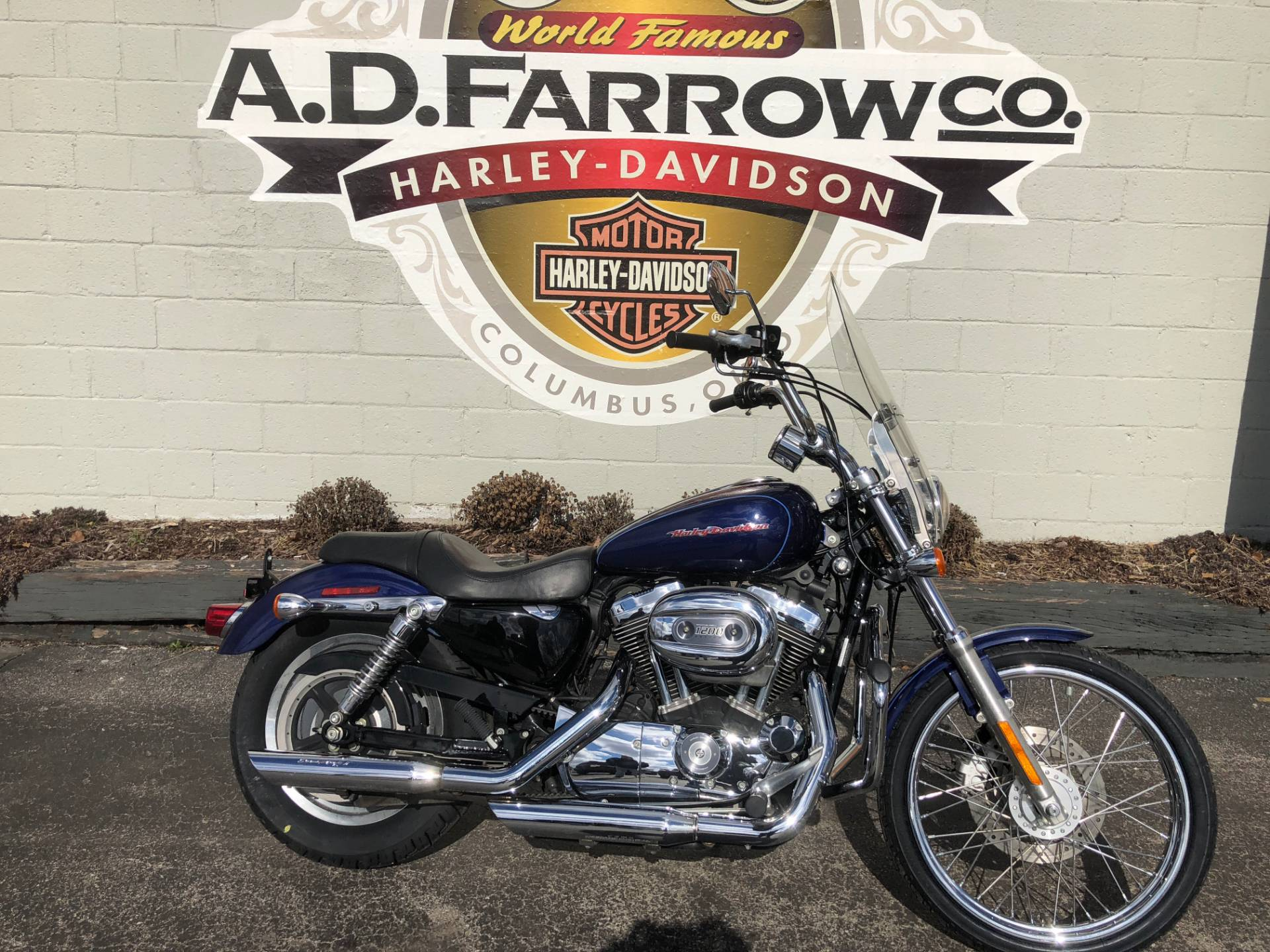 2007 Harley-Davidson XL1200C in Sunbury, Ohio - Photo 1