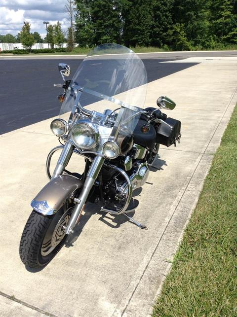 2004 Harley-Davidson FLSTF/FLSTFI Fat Boy® in Sunbury, Ohio