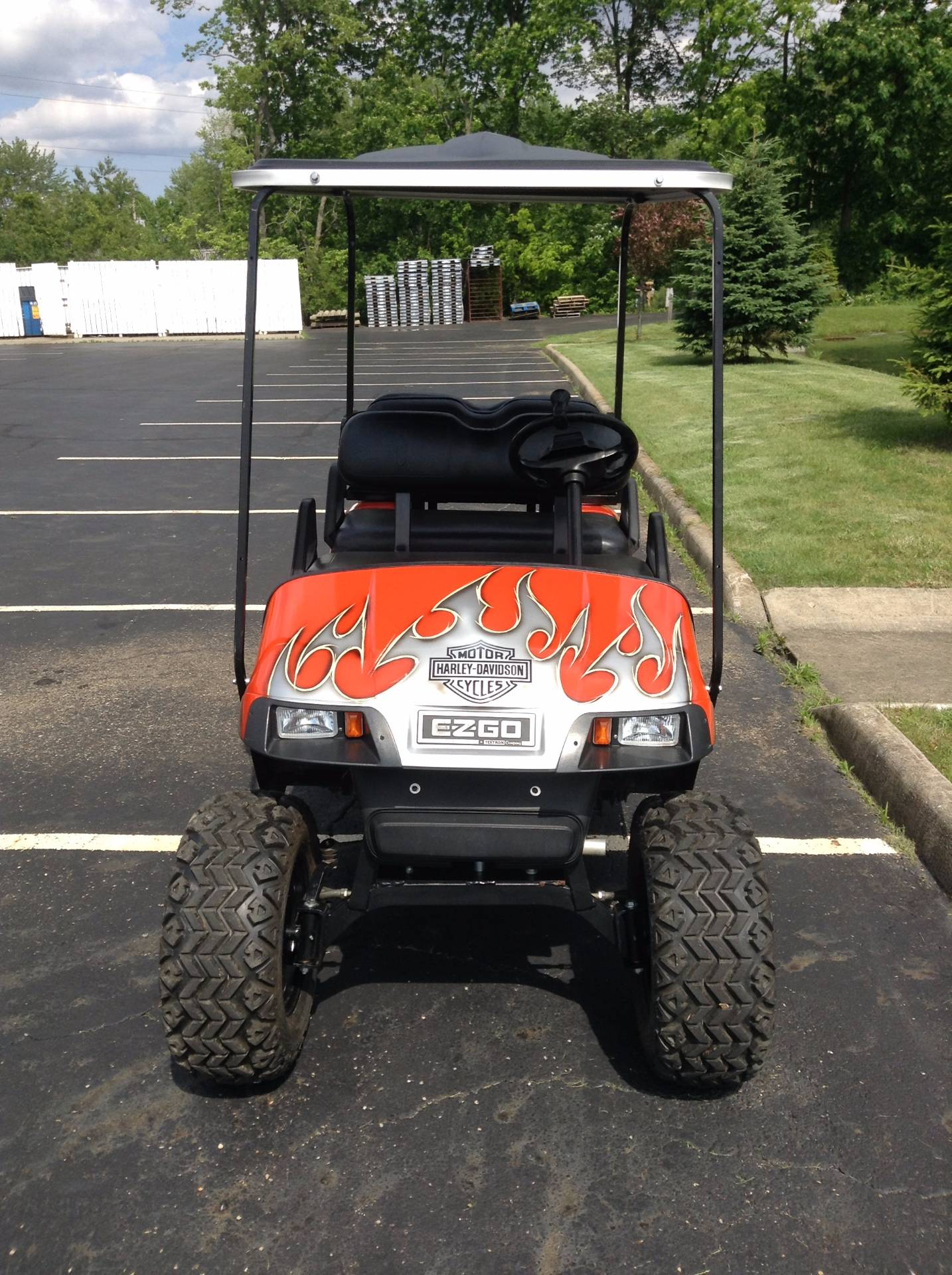 2011 E-Z-Go TXT Electric in Sunbury, Ohio