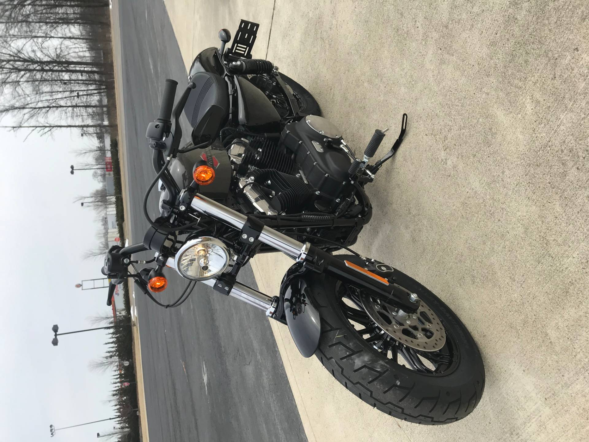 2019 Harley-Davidson FORTY EIGHT in Sunbury, Ohio