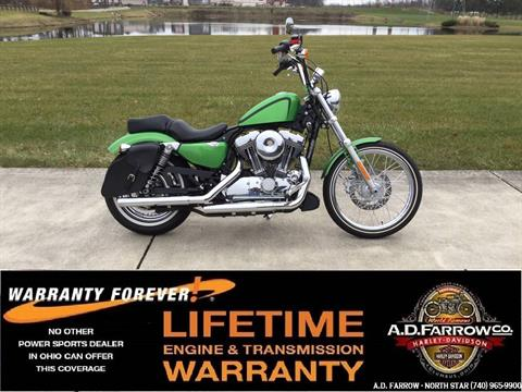 2016 Harley-Davidson Sportster Seventy Two in Sunbury, Ohio - Photo 1