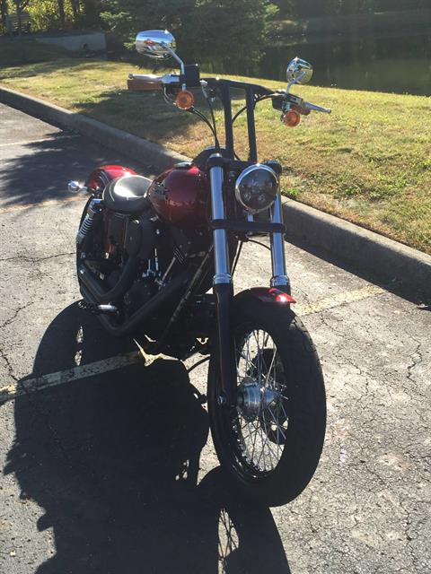 2016 Harley-Davidson Street Bob® in Sunbury, Ohio - Photo 5