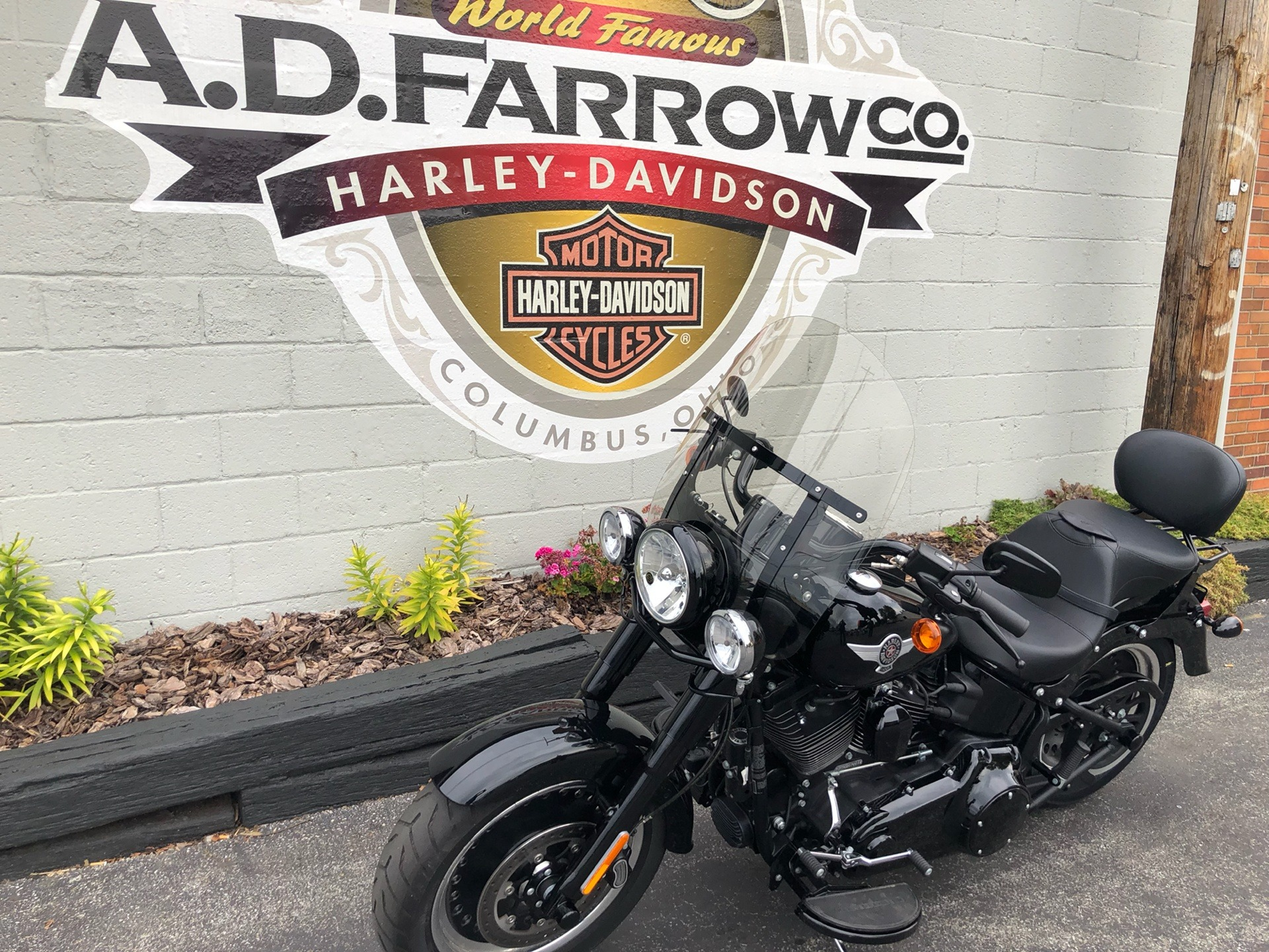 2016 Harley-Davidson FLSTFBS in Sunbury, Ohio - Photo 5