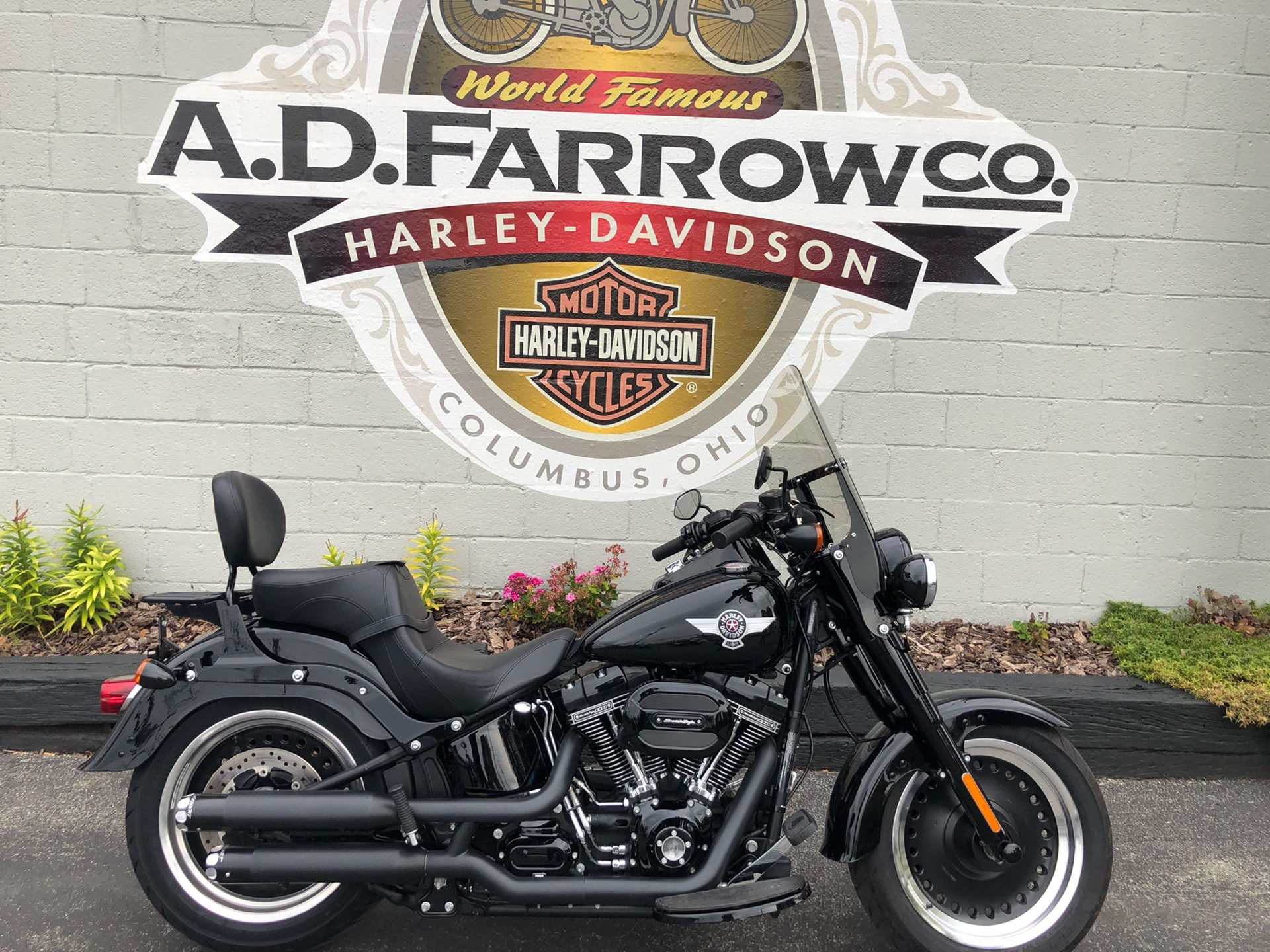2016 Harley-Davidson FLSTFBS in Sunbury, Ohio - Photo 1