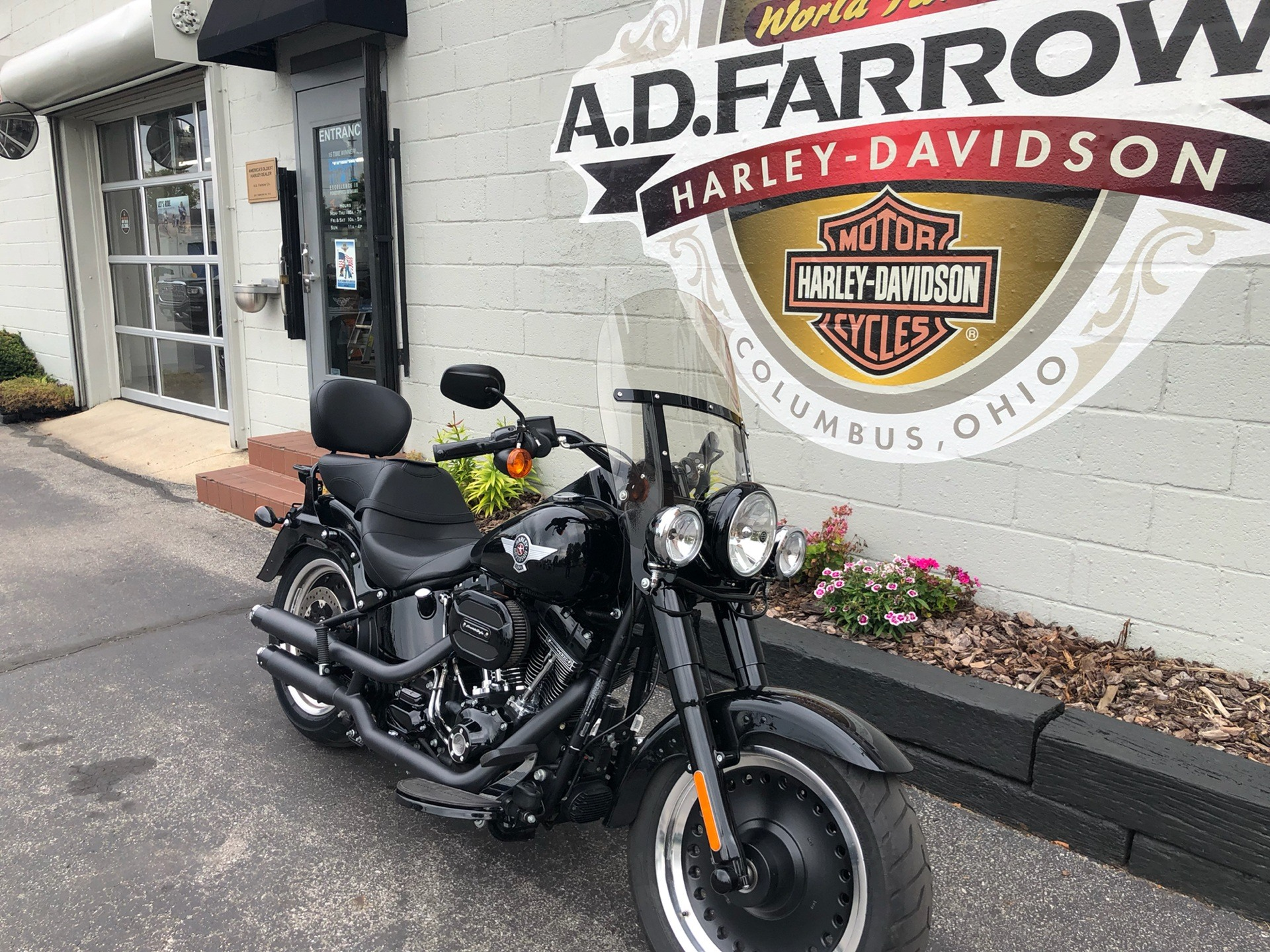 2016 Harley-Davidson FLSTFBS in Sunbury, Ohio - Photo 4