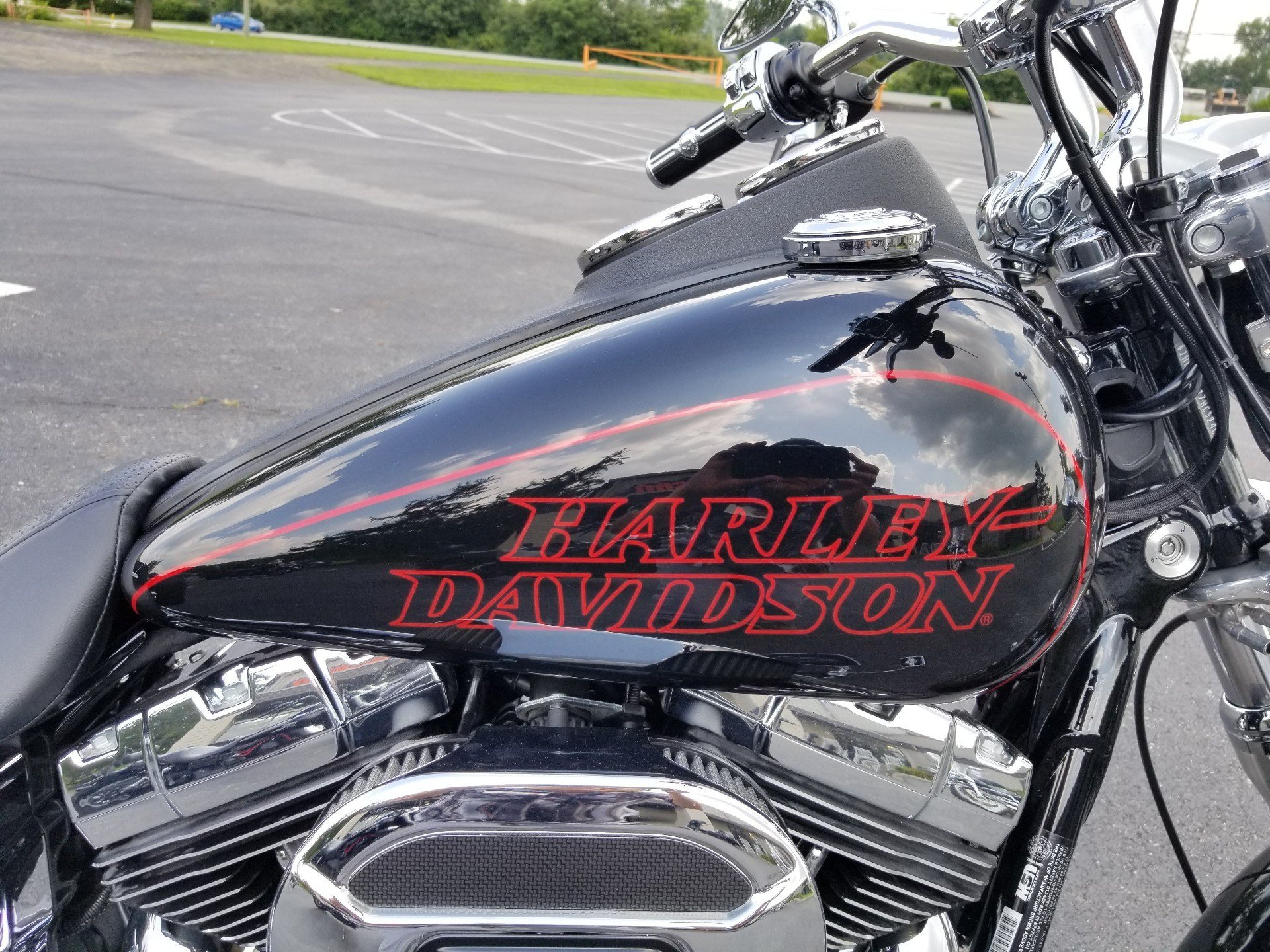 2017 Harley-Davidson Low Rider® in Sunbury, Ohio - Photo 2