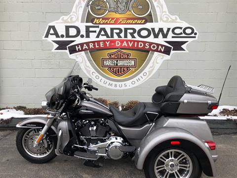 2017 Harley-Davidson FLHTCUTG in Sunbury, Ohio