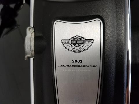 2003 Harley-Davidson FLHTCUI Ultra Classic® Electra Glide® in Sunbury, Ohio - Photo 11
