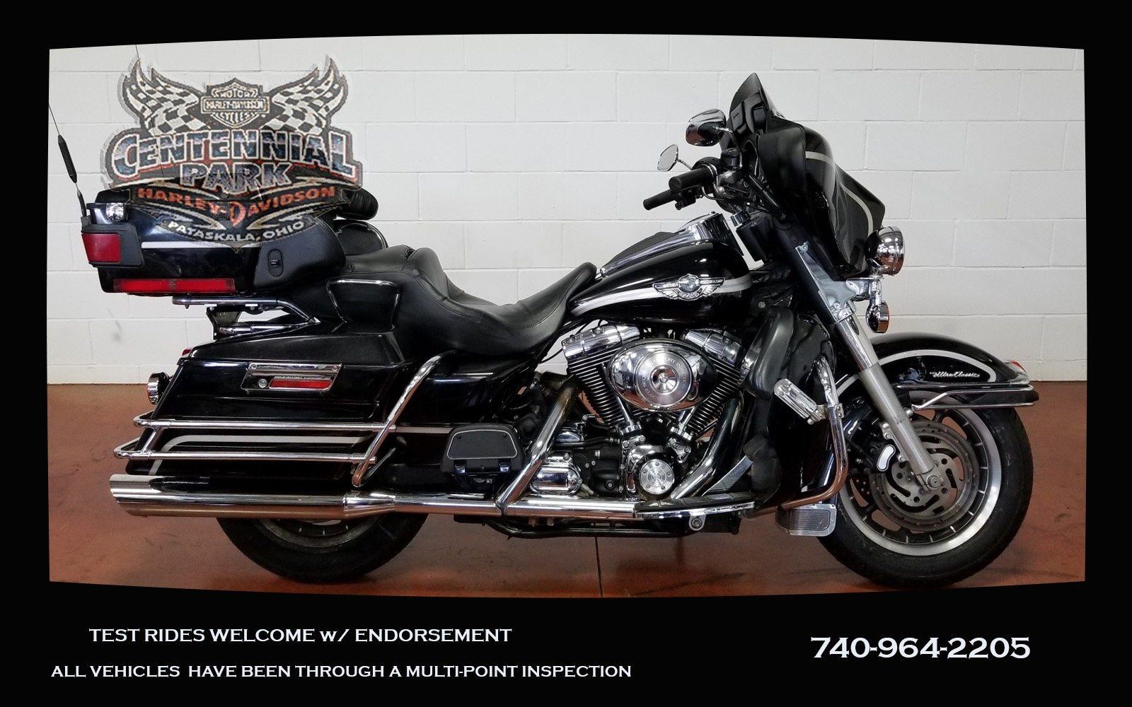 2003 Harley-Davidson FLHTCUI Ultra Classic® Electra Glide® in Sunbury, Ohio - Photo 1