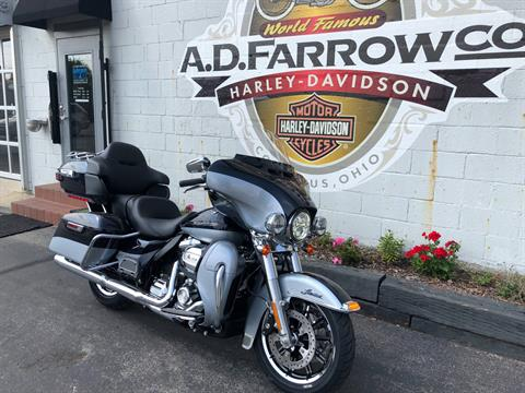 2019 Harley-Davidson Ultra Limited in Sunbury, Ohio