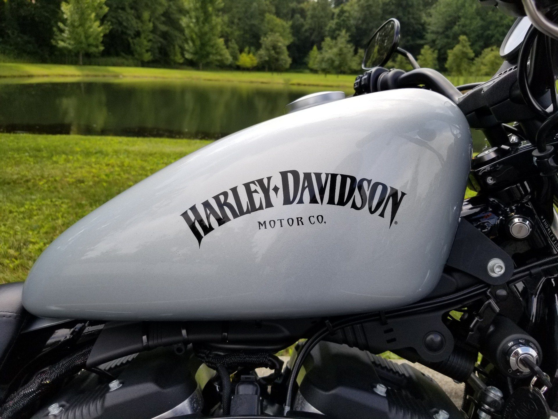 2015 Harley-Davidson Iron 883™ in Sunbury, Ohio - Photo 3