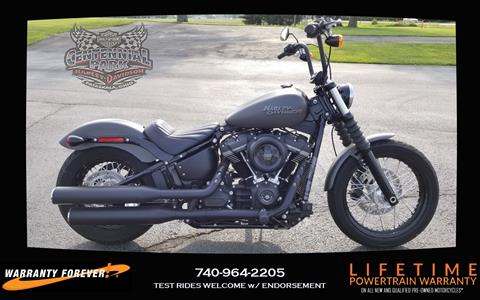 2018 Harley-Davidson Street Bob® 107 in Sunbury, Ohio - Photo 1