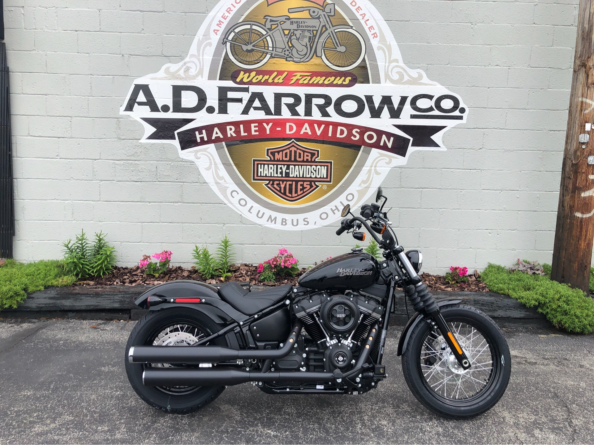 2019 Harley-Davidson Street Bob® in Sunbury, Ohio - Photo 3
