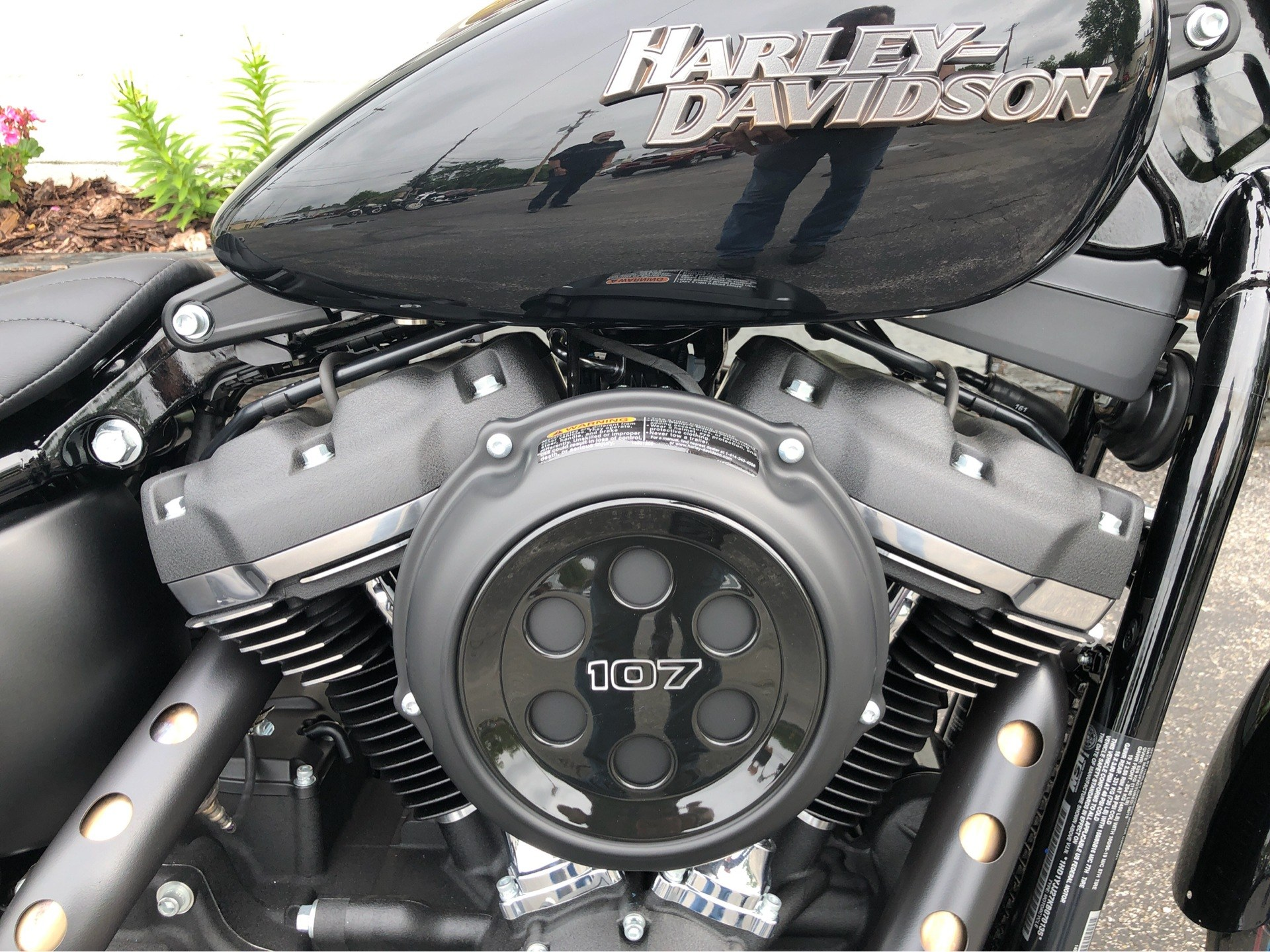 2019 Harley-Davidson Street Bob® in Sunbury, Ohio - Photo 7
