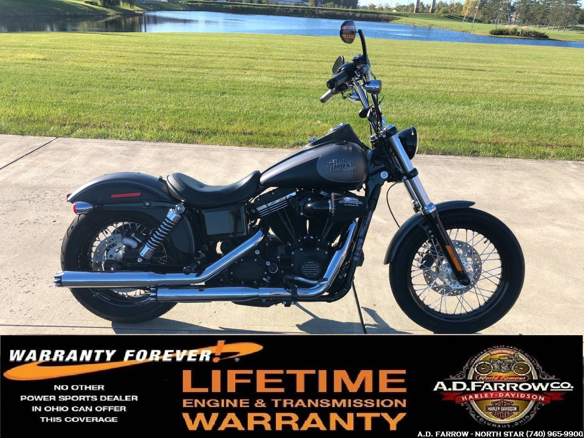 2017 Harley Davidson Street Bob In Sunbury Ohio