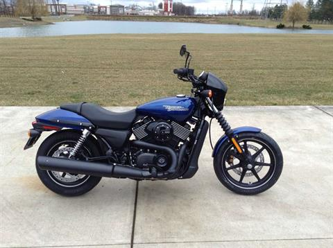 2017 Harley-Davidson Street® 750 in Sunbury, Ohio