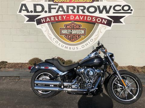 2019 Harley-Davidson FXLR in Sunbury, Ohio