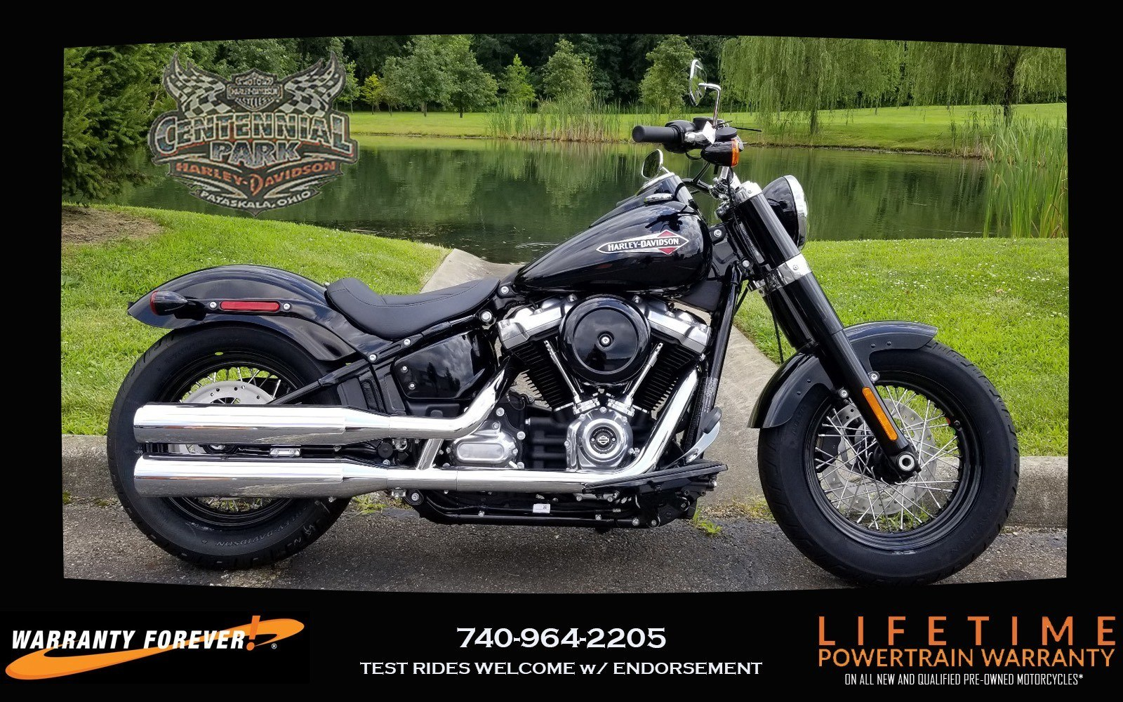 2019 Harley-Davidson Softail Slim® in Sunbury, Ohio - Photo 17