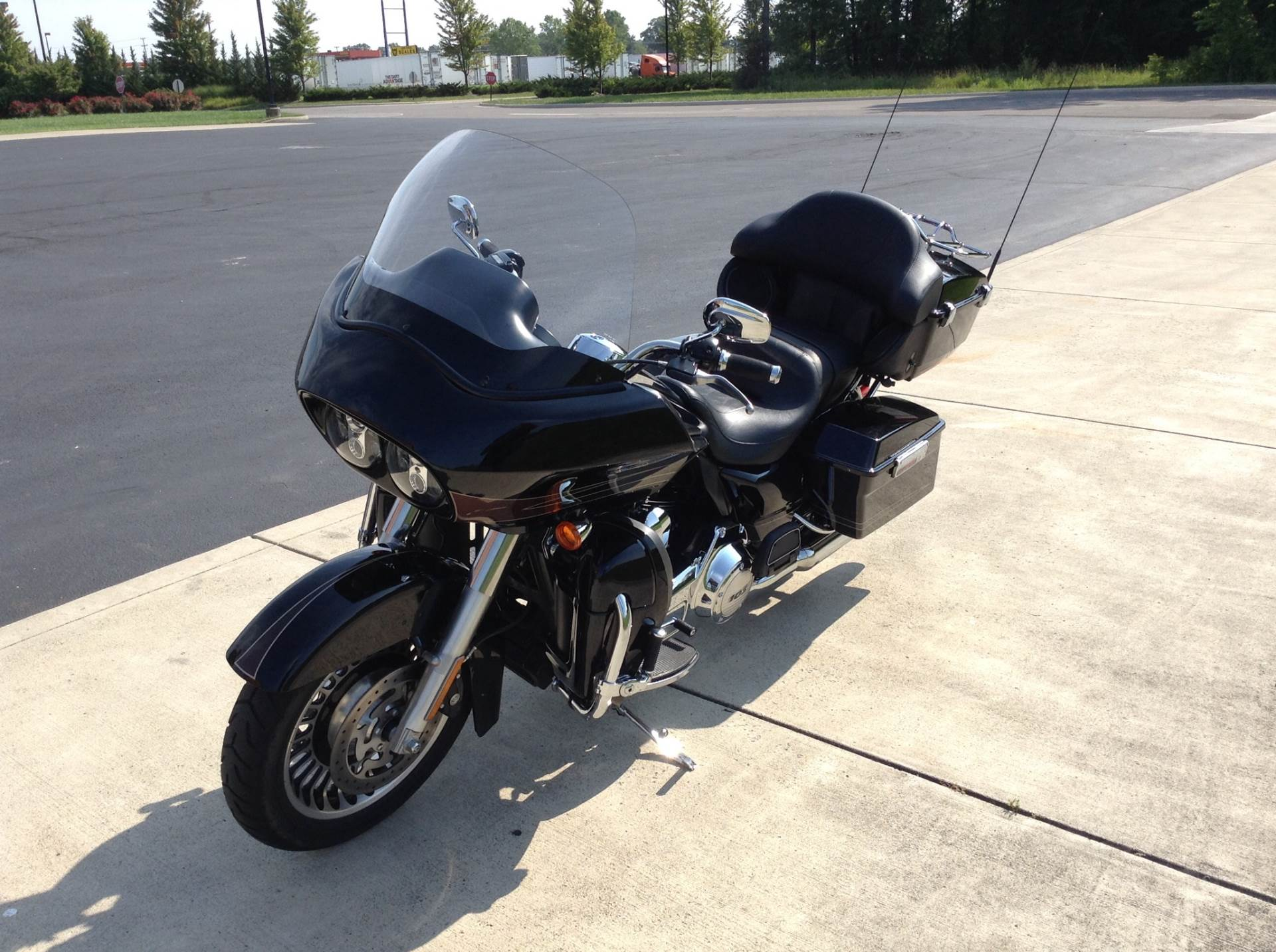 2013 Harley-Davidson Road Glide® Ultra in Sunbury, Ohio