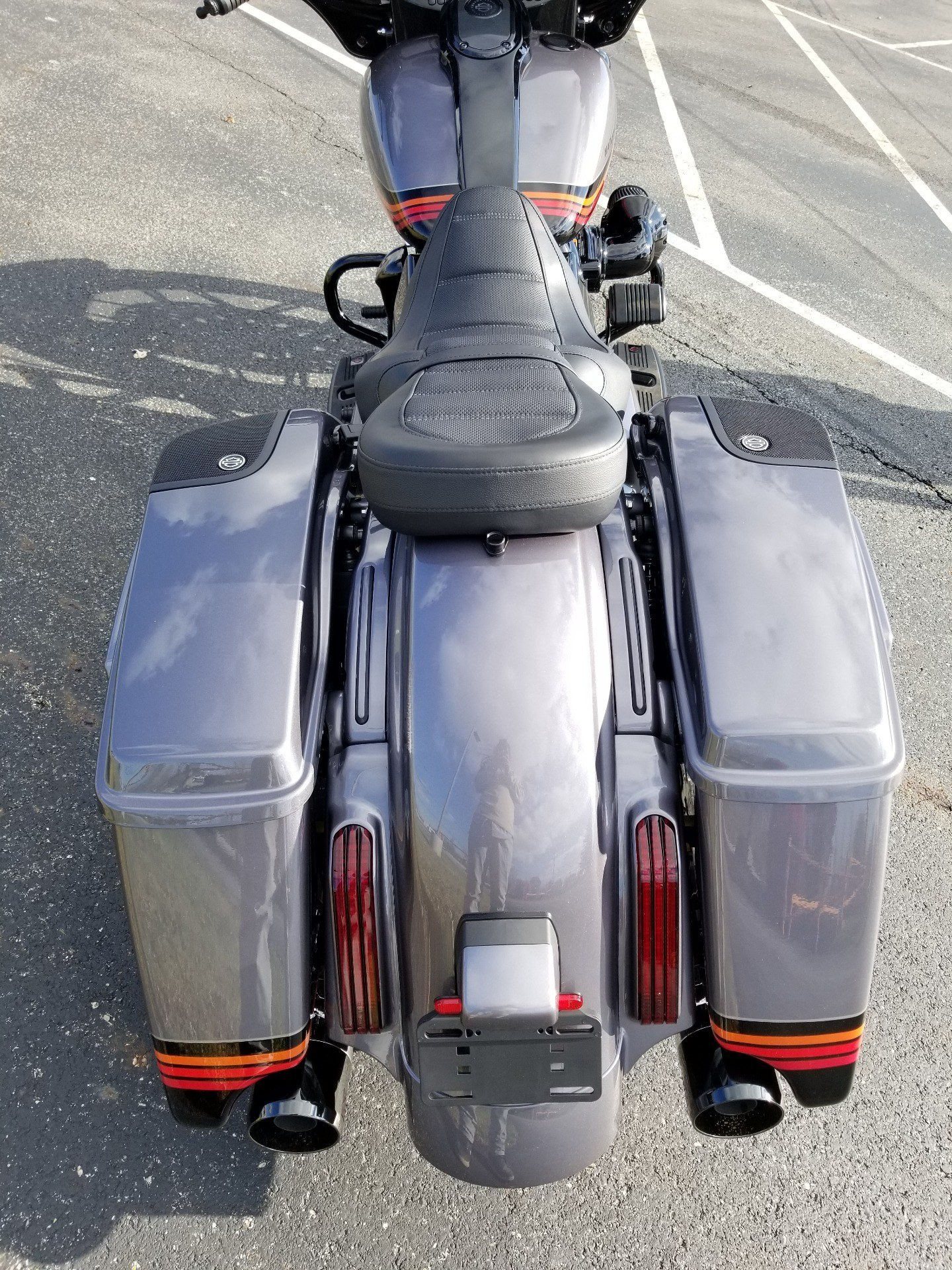 2020 Harley-Davidson CVO™ Street Glide® in Sunbury, Ohio - Photo 8