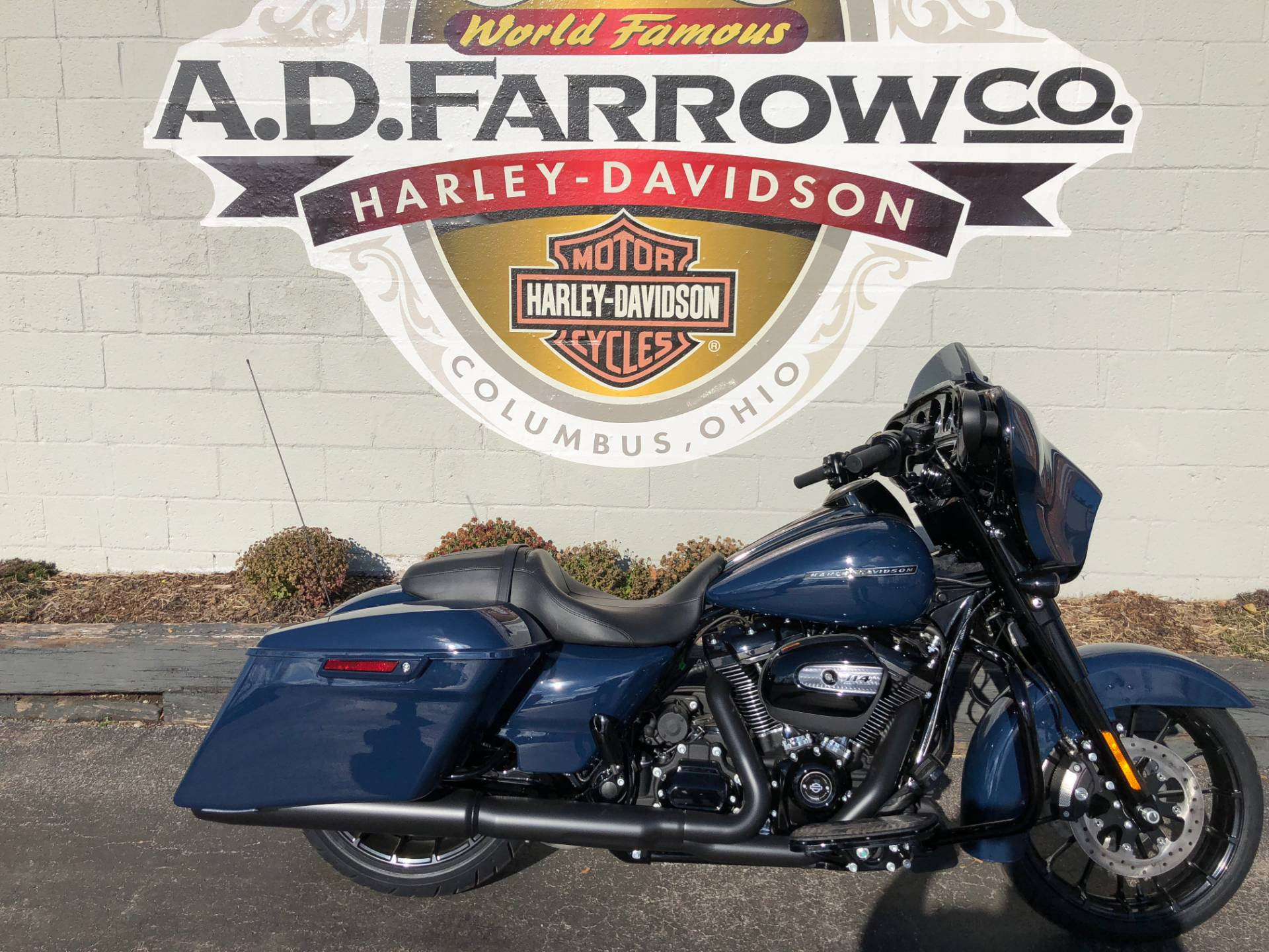 2019 Harley-Davidson Street Glide® Special in Sunbury, Ohio - Photo 1