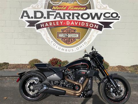 2019 Harley-Davidson FXDRS in Sunbury, Ohio