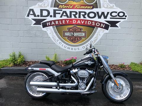 2019 Harley-Davidson Fat Boy® 114 in Sunbury, Ohio - Photo 1