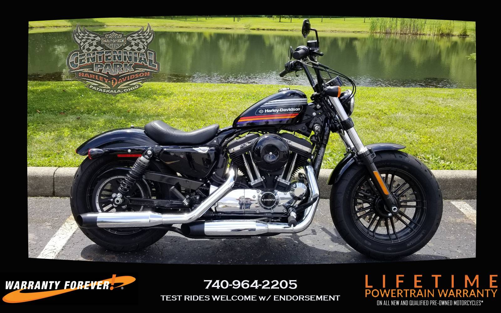 2018 Harley-Davidson Forty-Eight® Special in Sunbury, Ohio - Photo 1