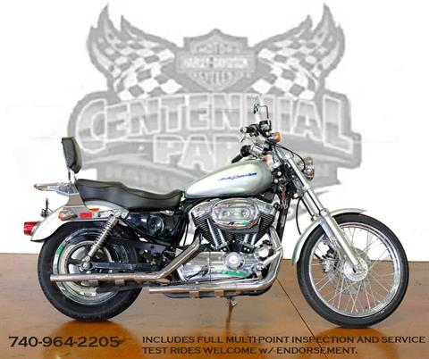 2005 Harley-Davidson Sportster® XL 1200 Custom in Sunbury, Ohio