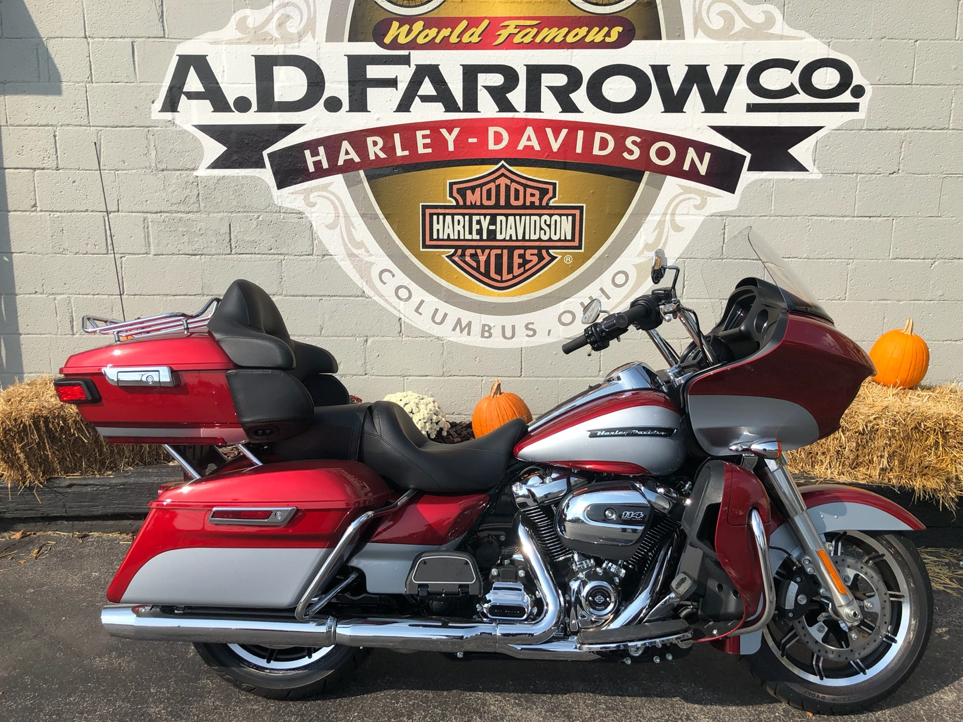 2019 Harley-Davidson FLTRU in Sunbury, Ohio - Photo 1