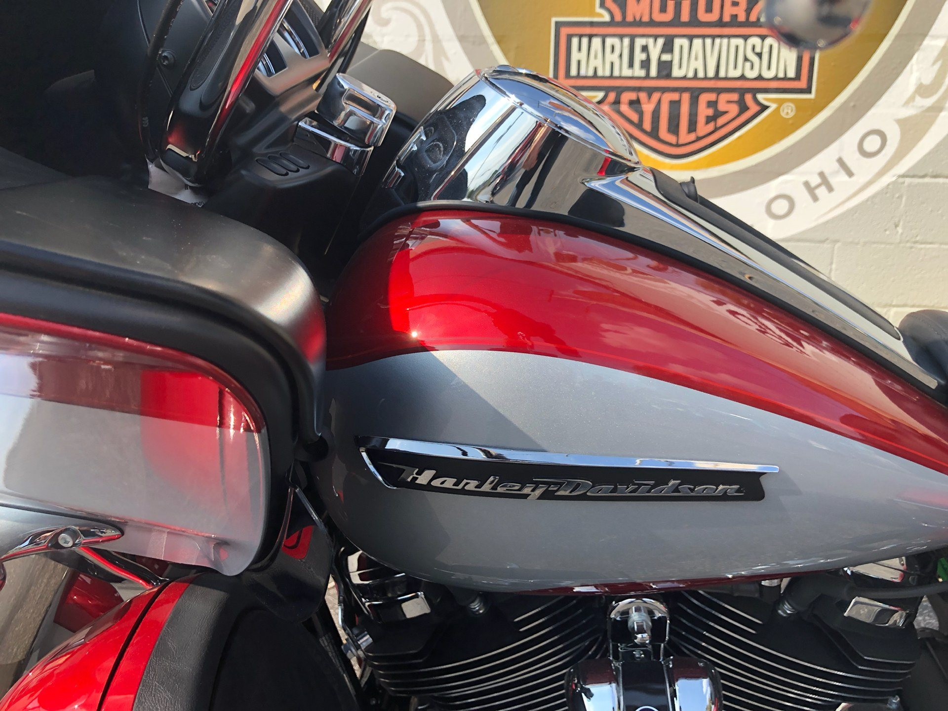 2019 Harley-Davidson FLTRU in Sunbury, Ohio - Photo 8