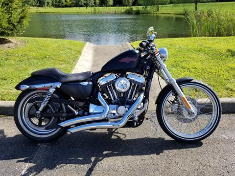 2012 Harley-Davidson Sportster® Seventy-Two™ in Sunbury, Ohio - Photo 1