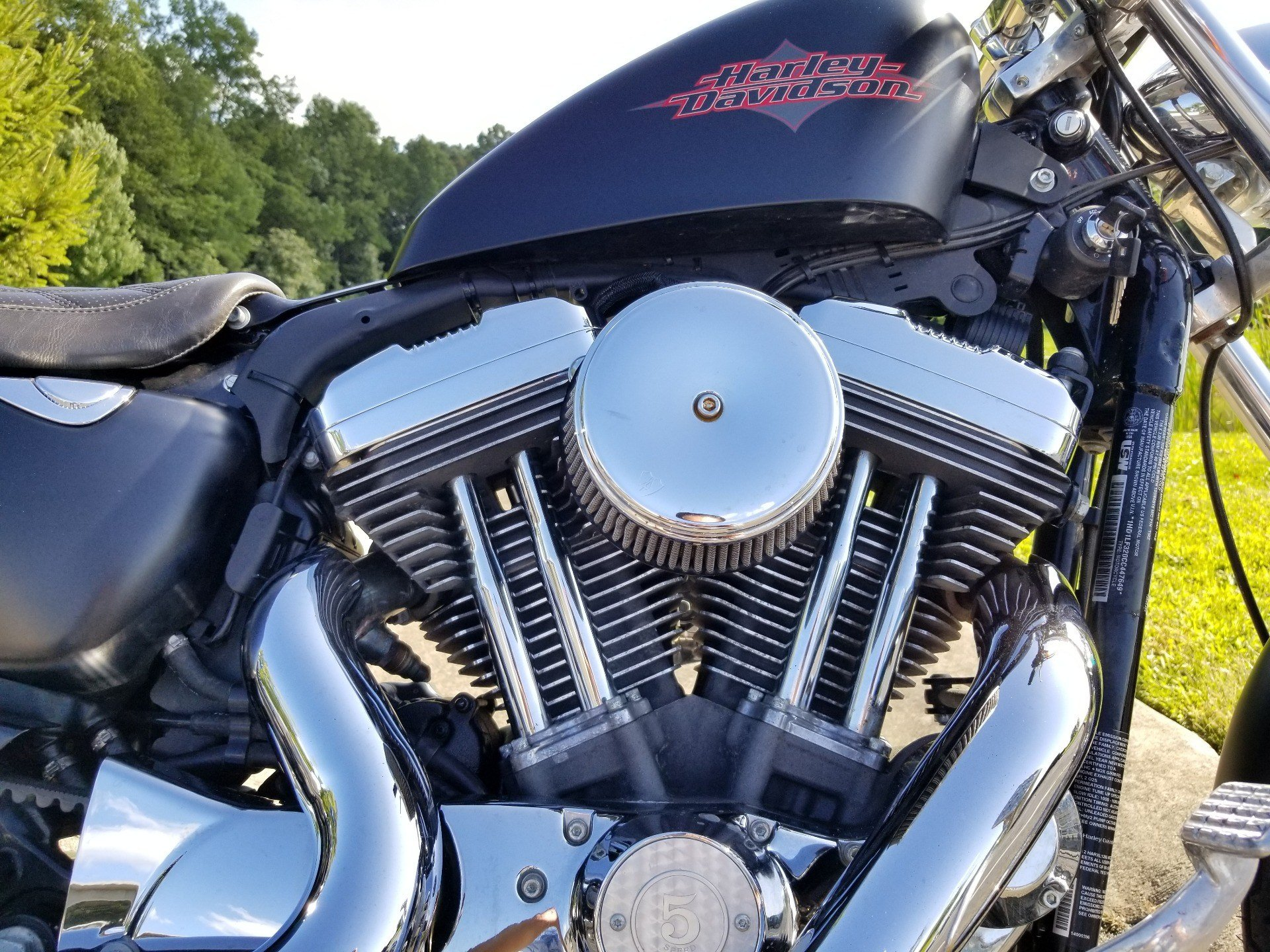 2012 Harley-Davidson Sportster® Seventy-Two™ in Sunbury, Ohio - Photo 3